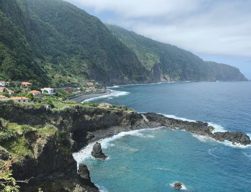 Madeira, paradis tropical in Europa – costuri, impresii